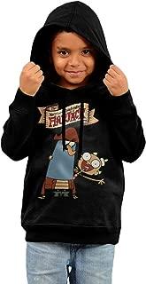Toddler Vintage The Marvelous Misadventures Of Flapjack 100% Cotton Long Sleeve Hoodie