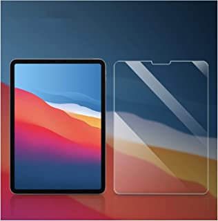 Glass Screen Protector for iPad Air 4 (3Pack) (2020) 10.9 inch, Tempered Glass 9H Hardness Iphone (App-le) Pencil Compatib...