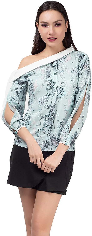 Plains and Prints Womens Marbella Kristinna Long Sleeves Top