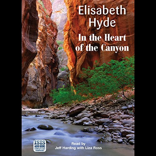 In the Heart of the Canyon audiobook cover art