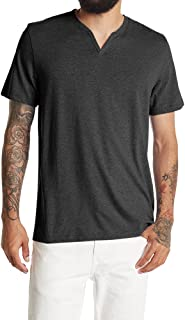 Men's Casual Short Sleeve Crew Neck T-Shirt Solid Color...