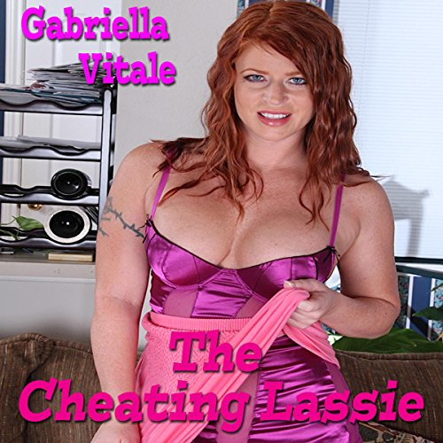 The Cheating Lassie audiobook cover art