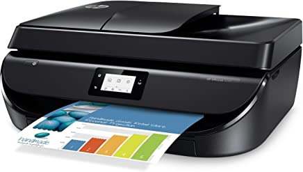$59 » HP OfficeJet 5255 All-in-One Printer with Mobile Printing, Instant Ink Ready (Renewed)