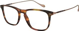 Giorgio Armani AR 7174 STRIPED BROWN 52/18/145 men Eyewear Frame