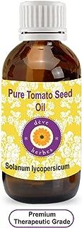 solanum lycopersicum tomato seed oil
