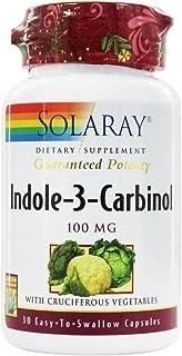 Solaray Indole-3-Carbinol, 30 Caps 100 mg