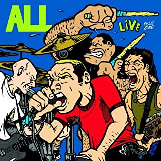 ALL / DESCENDENTS - LIVE PLUS ONE (2CD)