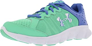 Under Armour Girls' Pre School Assert 6 Sneaker