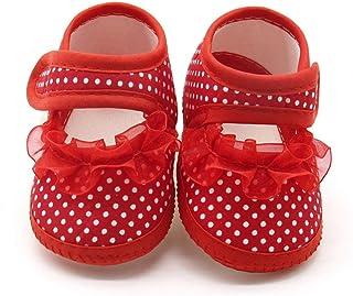 Amazon.es: calentadores niña - Rojo