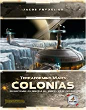 Maldito Games TERRAFORMING Mars - COLONIAS