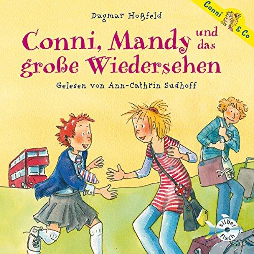Conni, Mandy und das große Wiedersehen     Conni & Co 6              Autor:                                                                                                                                 Dagmar Hoßfeld                               Sprecher:                                                                                                                                 Ann-Cathrin Sudhoff                      Spieldauer: 2 Std. und 36 Min.     40 Bewertungen     Gesamt 4,4
