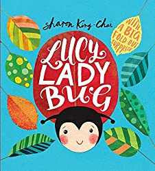 Lucy Lady Bug book