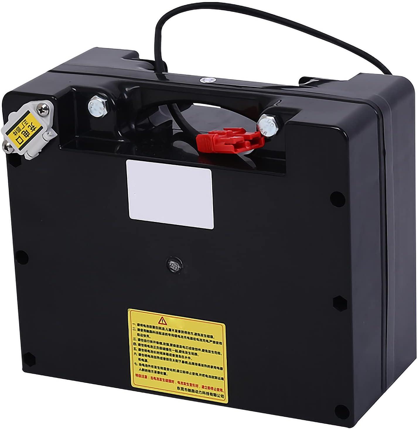 LONGRING Batería Lifepo4 de 24V Batería de Litio de Gran Capacidad para Silla de Ruedas eléctrica 20Ah-40Ah + Cargador de batería de Litio Compatible con la mayoría de sillas de Ruedas,E,24V 20AH