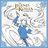 The Legend Of Korra Coloring Book (Colouring Books)