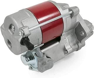 "A-Team Performance 1.9 HP Mini Starter Compatible with Chrysler BB ""B"", ""RB"" V8, Inline 6, SB ""LA"" V8, Red"