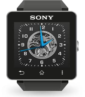 Mechanical Pro Analog Clock WatchFace for SW2