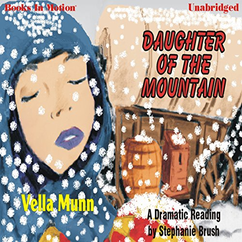 Daughter of the Mountain audiobook cover art