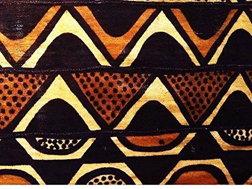 Tissu bogolan traditionnel OUSSENI