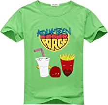 Yangshan Lin Funny Aqua Teen Hunger Force Forever Womens T-Shirts - Pattern 1