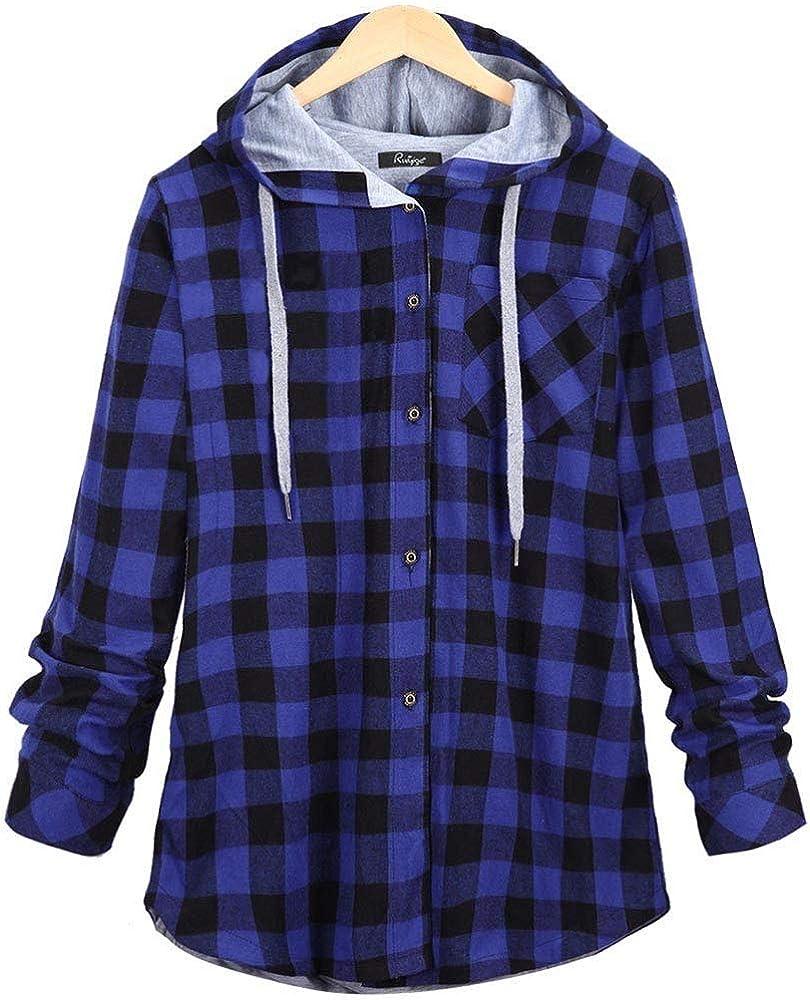 NRUTUP Cardigan Sweaters for Women Womens Swea Long Sleeve Bargain sale Plaid Ranking TOP7