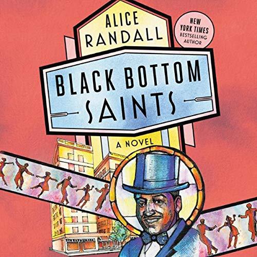 Black Bottom Saints audiobook cover art