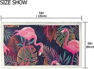 Flamingo Poncho Cape Shawl Wrap Blanket Throw Accessories Women Men