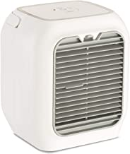 REMEDIES Portable, Personal Air Cooler| Mini Space Room Cooling Fan, Air-Purifier| USB Plug Included| Quiet Operation, Compact & Small Design for Home, Office, RV, Desktop-Indoor Use| 3 Gear Speed