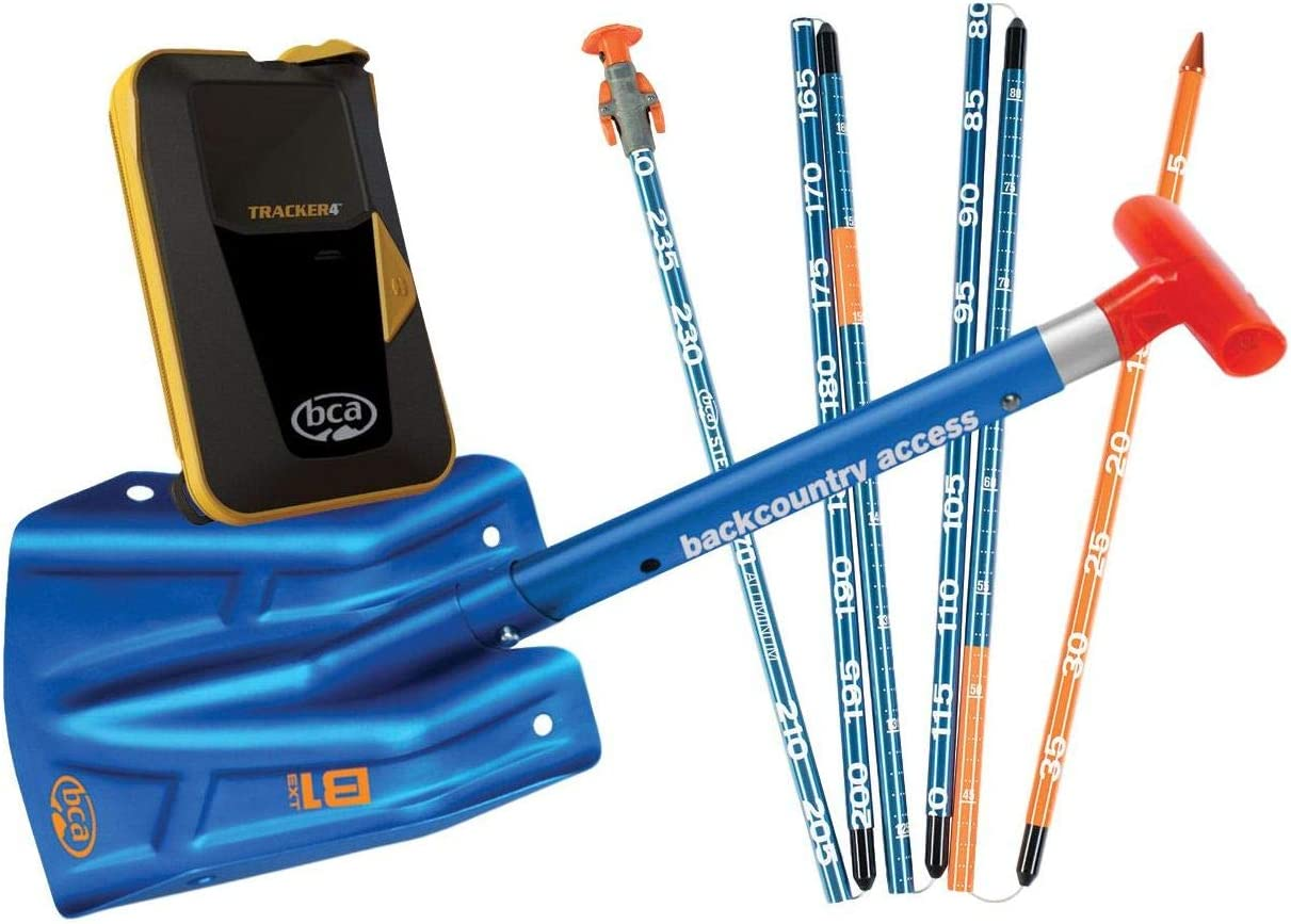Backcountry Access Ranking TOP1 Tracker 4 Max 48% OFF Kit Avalanche Rescue