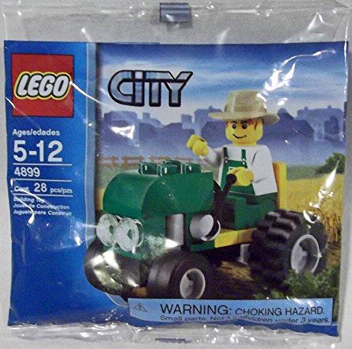 LEGO City: Traktor Setzen 4899 (Beutel)