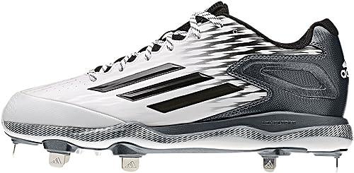 Adidas PowerAlley 3 - Hauszapatos de béisbol para Hombre