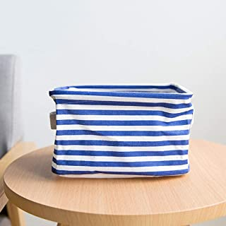 Boîtes de rangement en tissu, panier de rangement pliable avec poignée, boîte de tri pour bacs de rangement pour impressio...