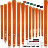 SAPLIZE Golfgriffe 13er-Set komplettem Regripping-Kit