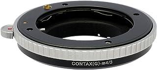 Gadget Career to 43mm Reverse Adapter//Retroadapter for Panasonic Lumix DC-G9