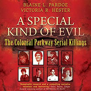 A Special Kind of Evil audiobook cover art