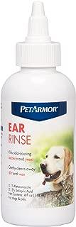 PetArmor Ear Rinse for Dogs & Cats, 4 oz