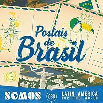 Postais de Brasil