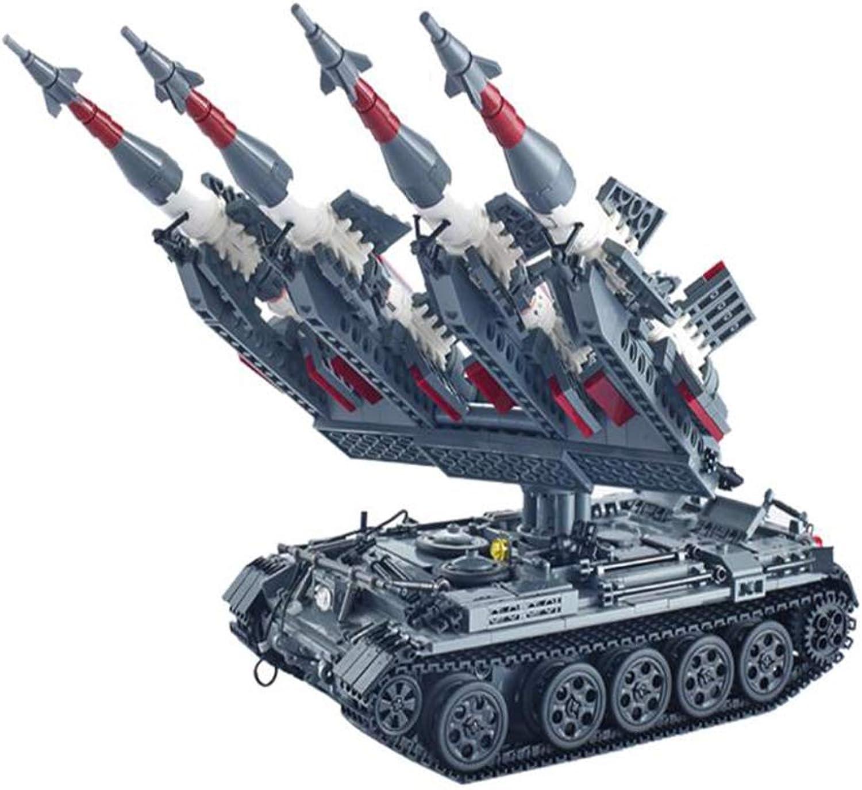 envío gratis Yyz Serie Militar SA-3 misil + T55 Tanques Niños Niños Niños ensamblados ortografía Rompecabezas Edificio Bloques de Buque de Guerra Modelo Regalo de cumpleaños  ventas en linea
