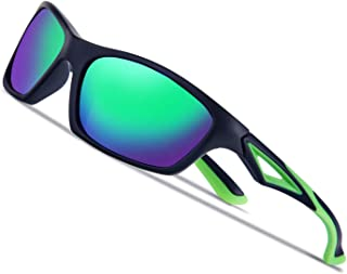 Kids Polarized Sunglasses TPEE Unbreakable Flexible Sport...