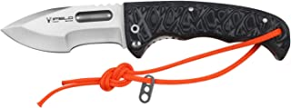iFIELD Tactical Folding Knife Convertible into a Fixed Blade Knife Workout EL29120, 3.9 inch. Blade, Bolts Supporting up to 1763 lb of Pressure, Multifunction Tool for Hunting, Fishing, Adventure