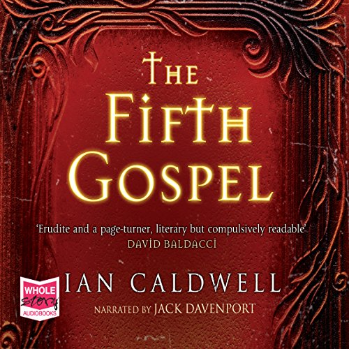 The Fifth Gospel audiobook cover art