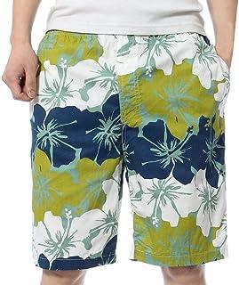 DIKEWANG Men's Summer Fashion Casual Quick-Drying Printing Loose Beach Sport Shorts Swimming Waterproof Quick Dry Surfing ...