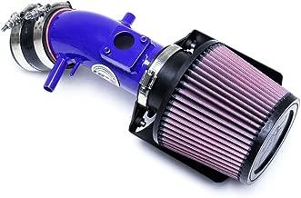 HPS 27-534BL Blue Shortram Air Intake Kit (Cool Short Ram SRI with K&N Filter)