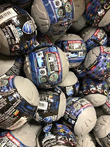 Rocket League Mini Pull-Back Racer Car Mystery Ball 5-Capsules
