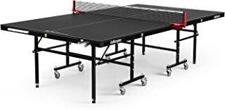 Killerspin MyT4 Pocket Table Tennis Table - New Design for Tournament Grade Ping Pong Table in Your Home