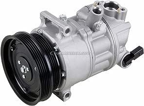 AC Compressor & A/C Clutch For VW Golf GTI Jetta Passat New Beetle Rabbit Audi TT RS - BuyAutoParts 60-02113NA NEW