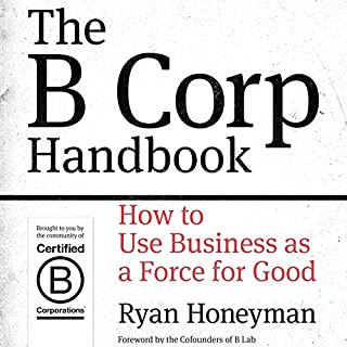 The B Corp Handbook cover art