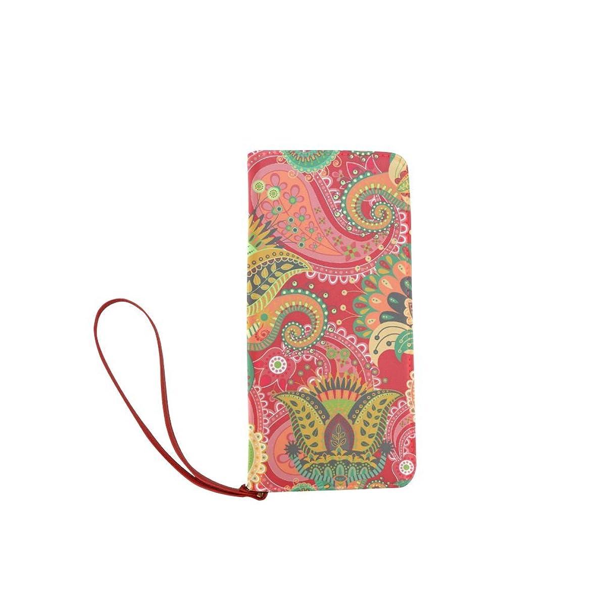 セイはさておきキャベツ女王レディースボヘミアンヒッピークラッチ財布Purse with Wrist Strap