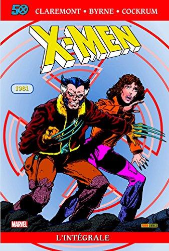 X-MEN INTEGRALE T05 1981 + ETUI
