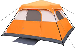 Tent, 6/8/10 Person 60 Sec Setup Family Camping Tent,...