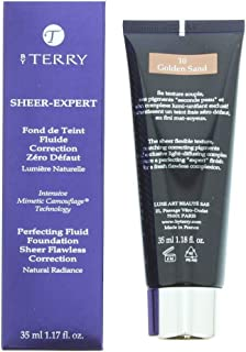 BY Terry Sheer Expert Face Foundation - 10 Golden Sand, 35 ml BYT-229